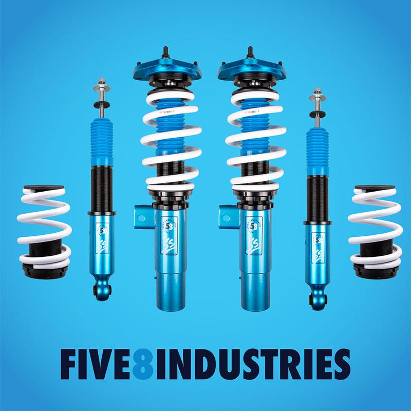 Coilovers Five8 Industries 58IND